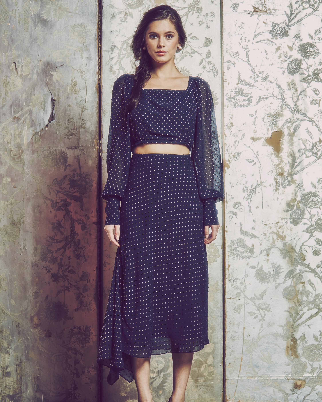 Rocio Asymmetric Skirt