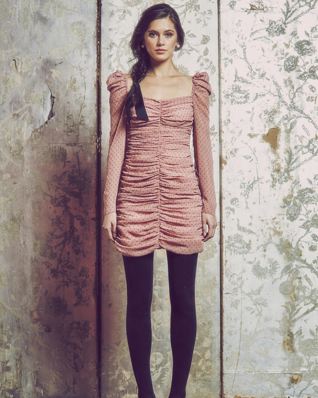 Francesca Mini Dress