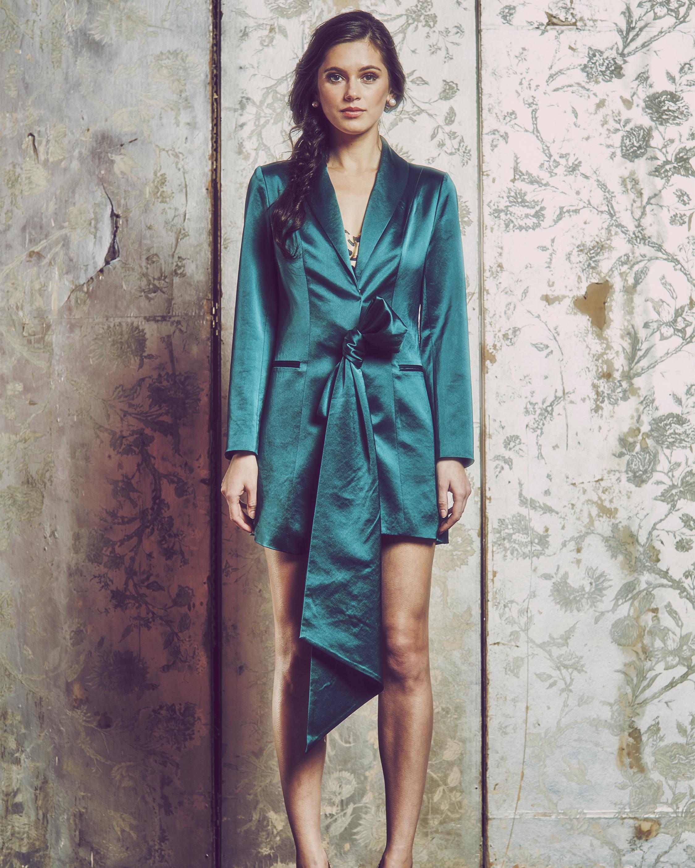 Mestiza Claudia Tuxedo Dress 2
