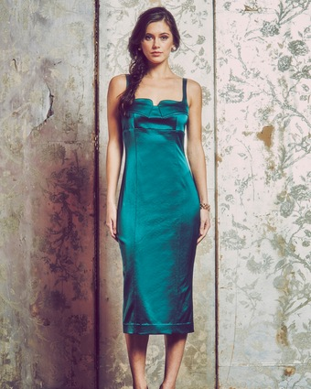 Betina Midi Dress