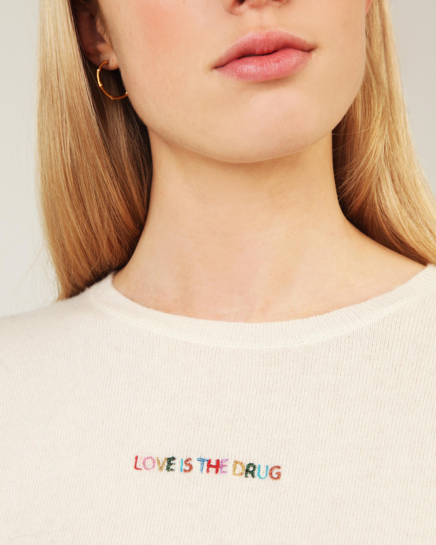 Love Is The Drug Jumper