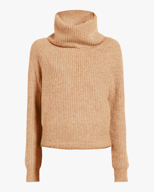 Pax Wool Blend Cowl Neck Sweater