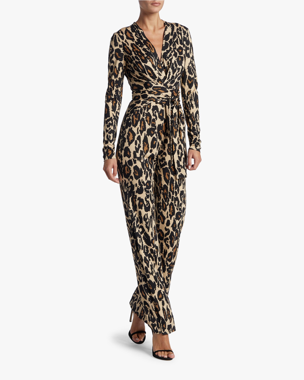 Melinda Silk Jersey Jumpsuit