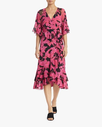 Zion Wrap Dress