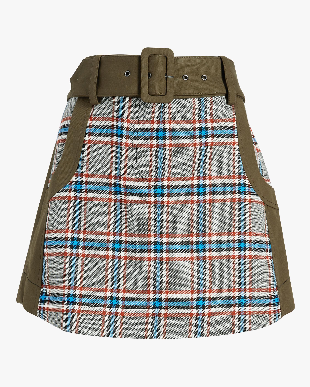 Chloe Belted Skirt