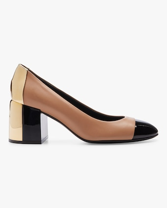 Minnie Decolleté Pump