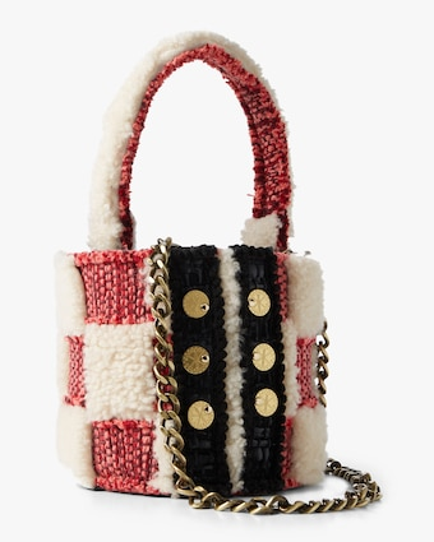 The Pixel Cupcake Handbag