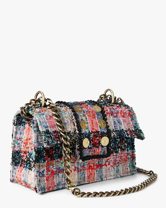 Charlotte Tweed Pouch