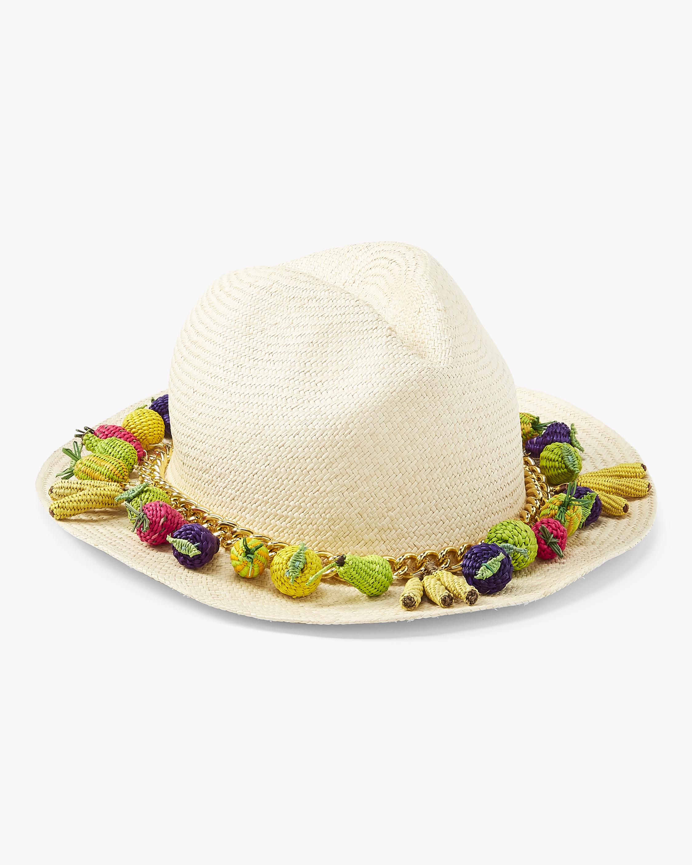 Mercedes Salazar Tropical Fruit Hat 0