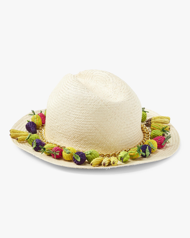 Mercedes Salazar Tropical Fruit Hat 1
