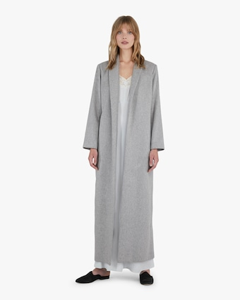 Michelle Waugh The Chloe Long Duster Coat 2