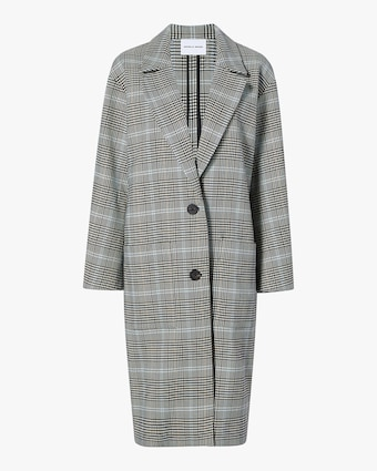 Michelle Waugh The Veronica Oversized Boyfriend Coat 1