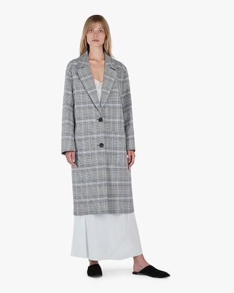 Michelle Waugh The Veronica Oversized Boyfriend Coat 2