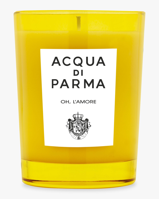 Acqua di Parma Oh, L'amore Candle 200gr 0