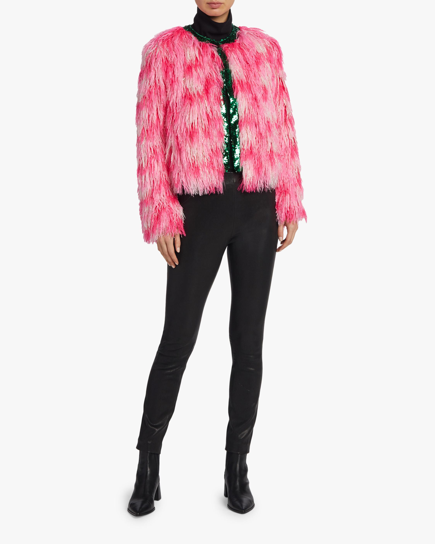 Diana Fringe Jacket