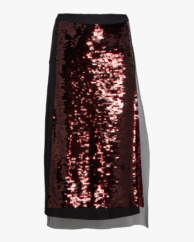 McQ Alexander McQueen Hybrid Tube Skirt 1