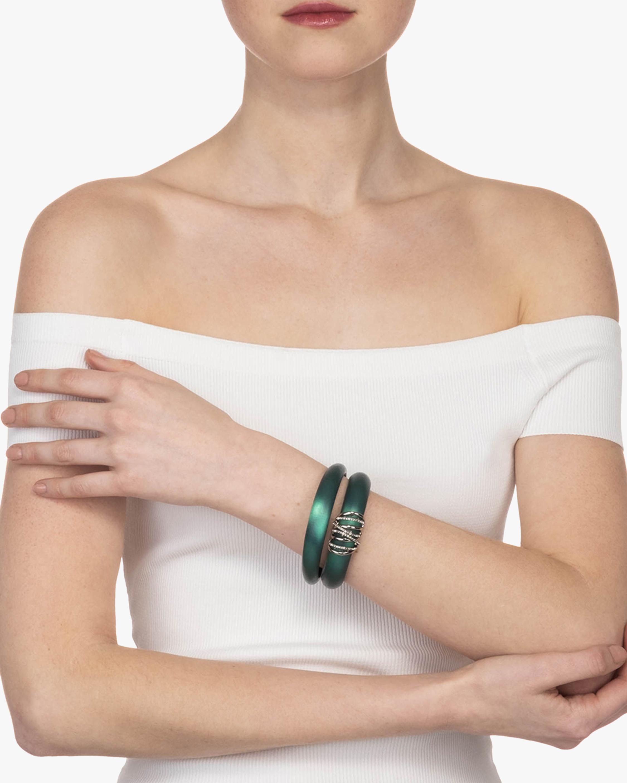Pavé Orbiting Hinge Bracelet