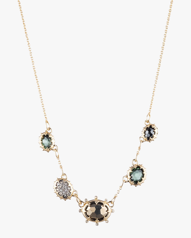 Georgian Multi Stone Necklace