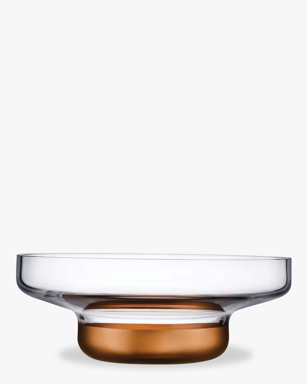 Nude Glass Contour Bowl Wide 2