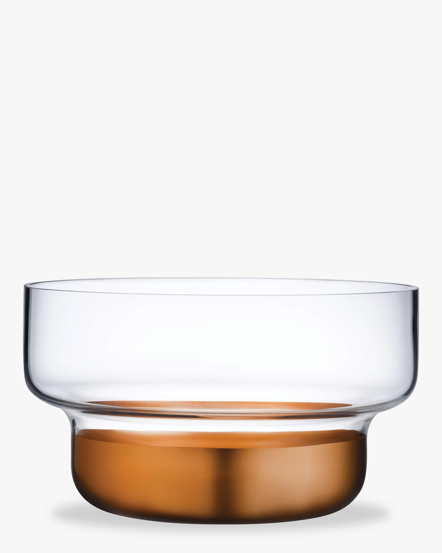 Nude Glass Contour Bowl Small 2