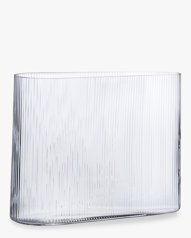 Nude Glass Mist Vase Wide 1
