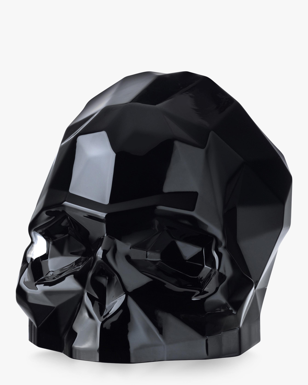 Memento Mori Faceted Skull Large