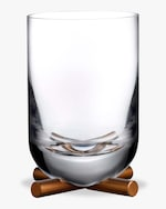 Nude Glass Camp Whisky Glass 0