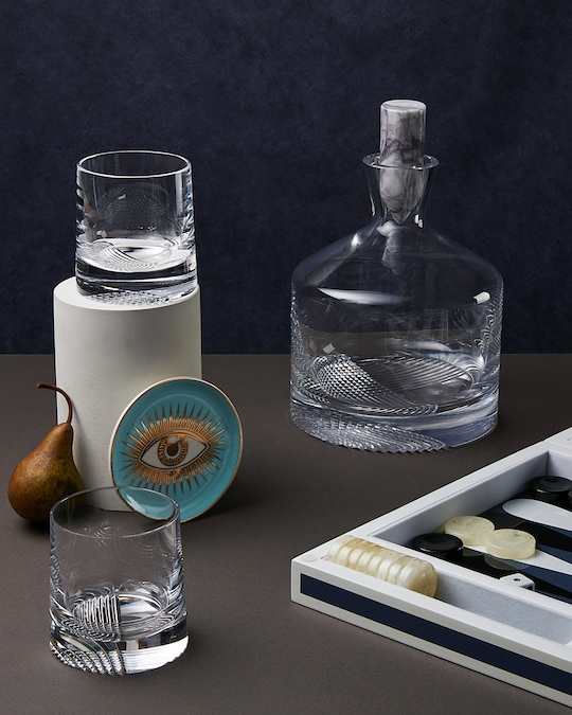 Nude Glass Alba Set of 2 Whisky SOF Glasses 1