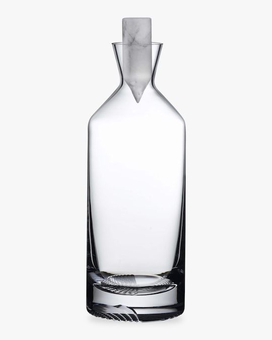 Nude Glass Alba Whisky Bottle Tall 0
