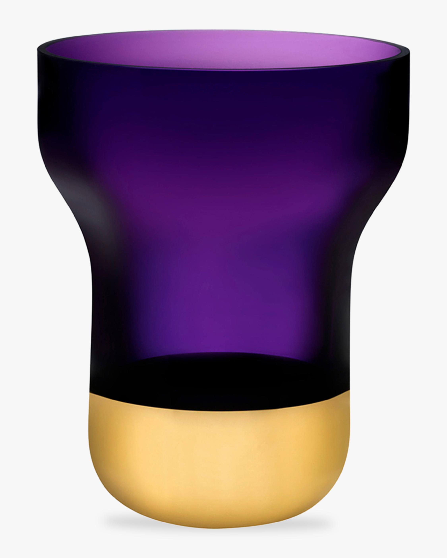 Nude Glass Contour Vase Wide 0