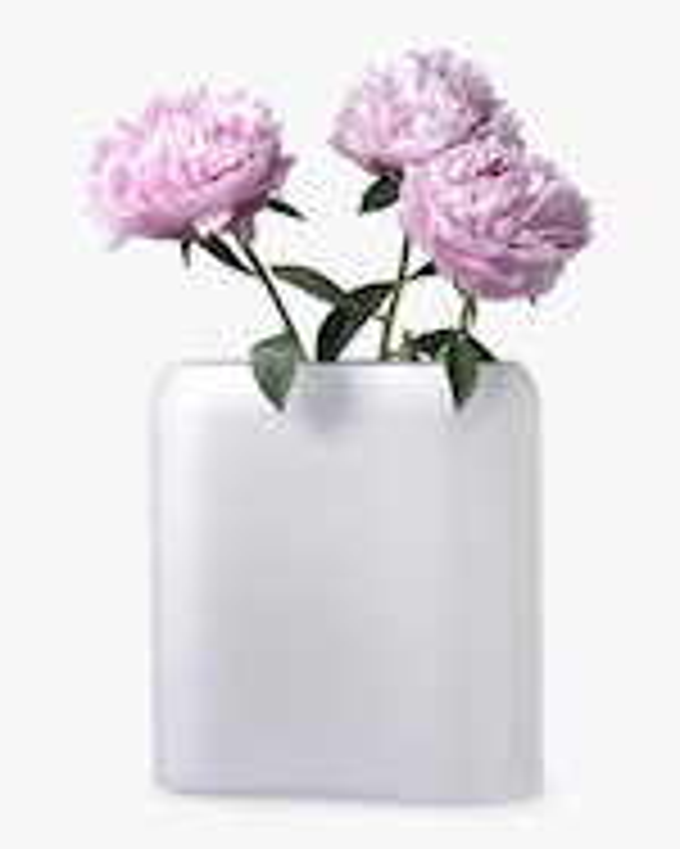 Nude Glass Layers Vase Medium 1