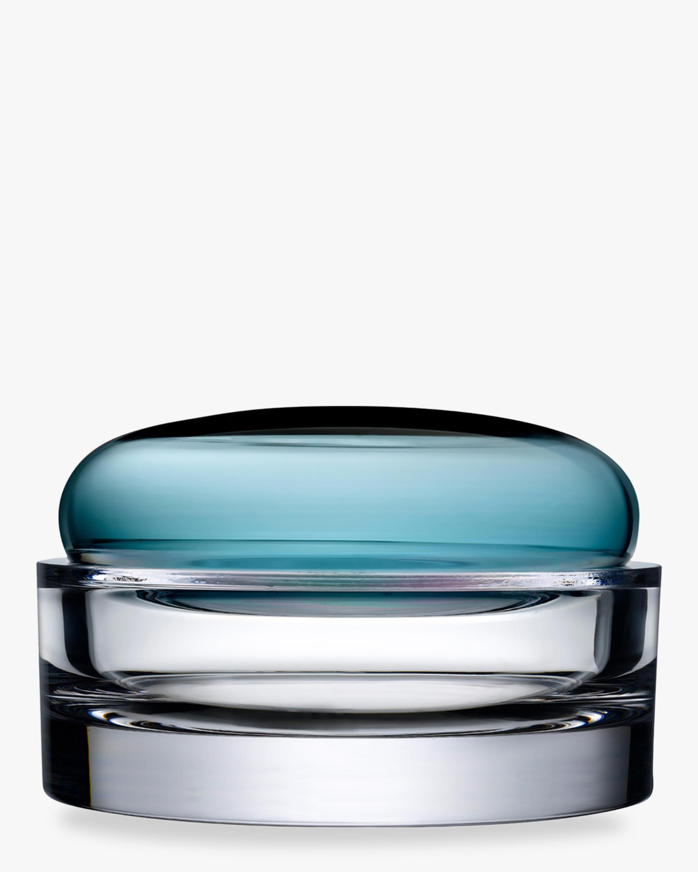 Nude Glass Ecrin Storage Box Wide 0