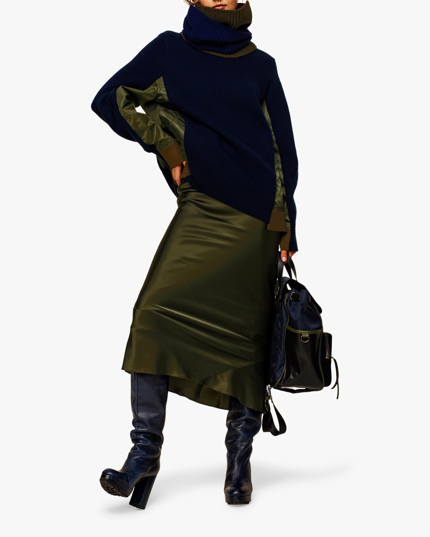 Modern Fusion Sweater