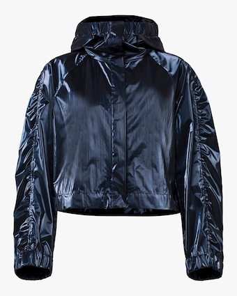 Nocturnal Shine Jacket Blouse