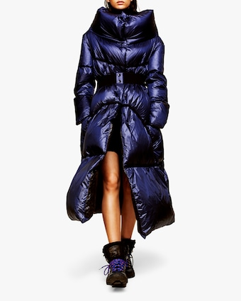Hightech Volumes Puffer Coat