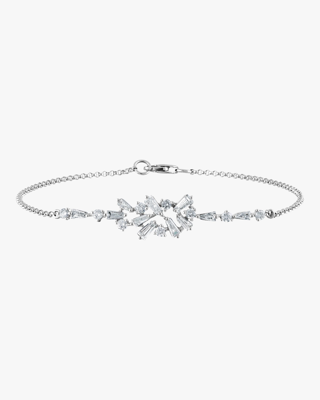 Baguette Cluster Bracelet
