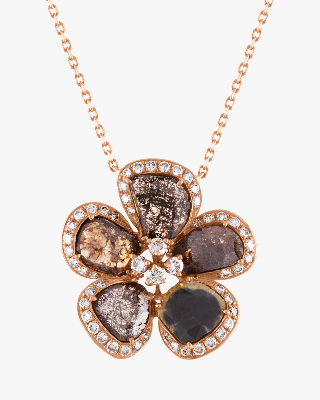 Fleur Slice Necklace