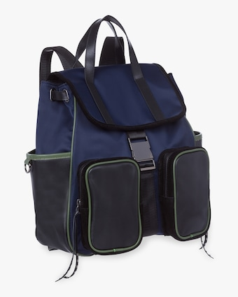 Sporty Sophistication Backpack