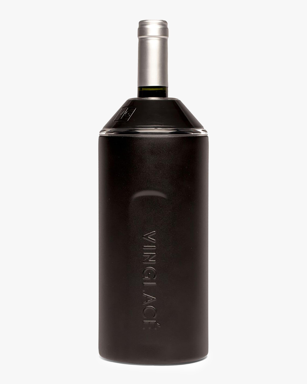 Black Stainless Steel Wine Chiller