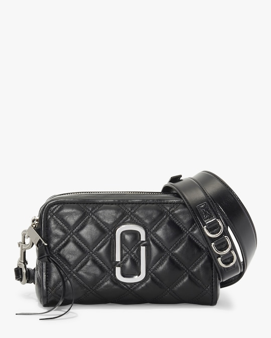 Marc Jacobs The Softshot 21 Crossbody Bag 0