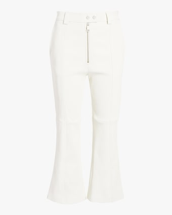 Lucien Cropped Flare Pant