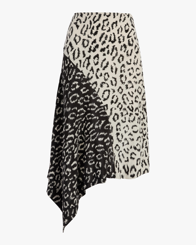 A.L.C. Natalie Silk Skirt 1
