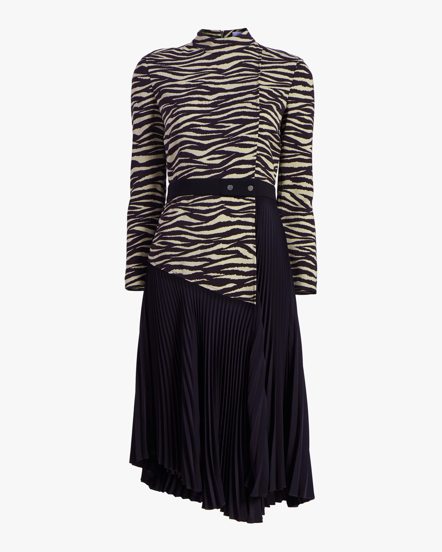 Peyton Belted Midi Dress