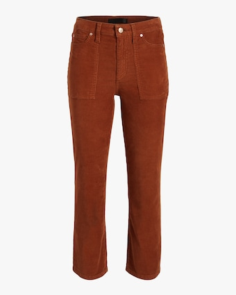 The Callie Corduroy Utility Pockets Pant