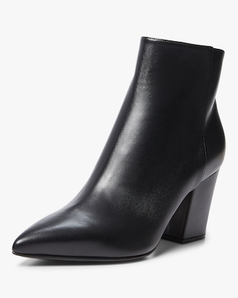 Sergio Leather Bootie