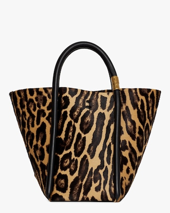 Lotus 28 Calf Hair Handbag