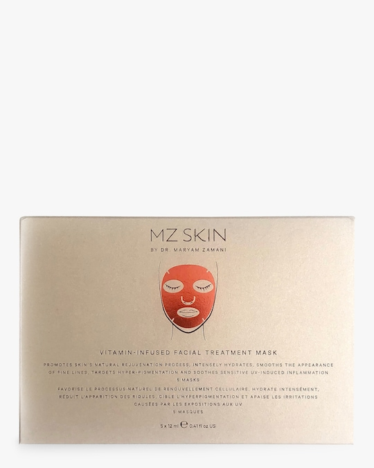 MZ Skin Vitamin-Infused Facial Treatment Mask 1