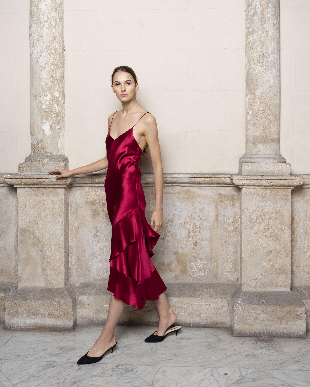 Adriana Iglesias Carmen Dress 2