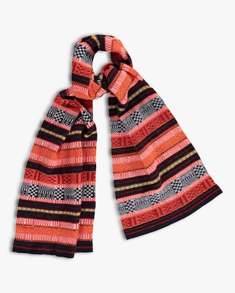 Quinton Chadwick Large Multi scarf 1