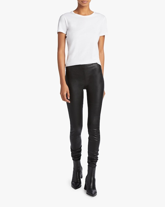 Stouls Carolyn Leather Leggings 1